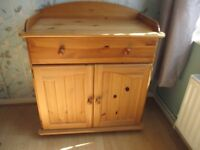 Pine cupboard in great condition