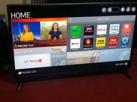 47INCHES LG LED SMART TV HAS ITS REMOTE IN GOOD WORKING CONDITIONS