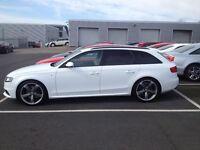 2011 Audi A4 Avant Black Edition - full service history
