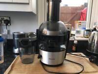 Phillips centrifugal juicer