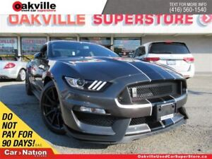2016 Ford Mustang Shelby GT350 | 500 HP!! | 6 SPEED M/T | LEATHE