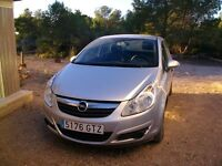 LHD Opel Corsa 1.2 5 Door