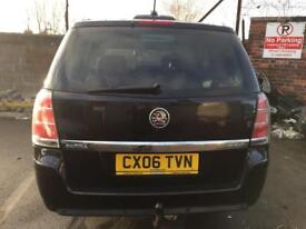 Vauxhall zafira 1.9 diesel automatic breaking for part