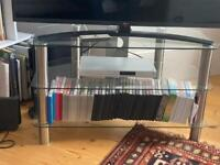 Television video stand almost new