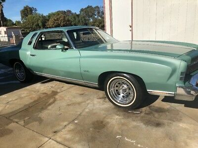1973 Chevrolet Monte Carlo  1973 Chevy Monte Carlo 454 Engine, will take listed price or best offer
