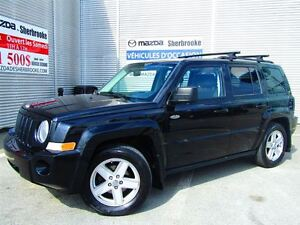 2010 Jeep Patriot 4X4 NORTH CLIMATISEUR