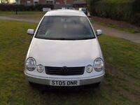 2005 Volkswagen Polo 1.4 TDI Twist 5dr [NEW MOT+CAMBELT+FSH+WARRANTY]