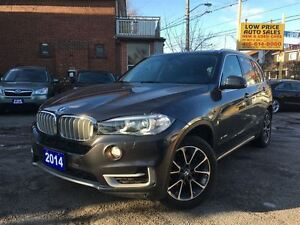 2014 BMW X5 35d, Navagation, 360*Camera, PanoramicRoof, FullBm