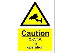Seguridad-CCTV-ADVERTENCIA-LETRERO-A5-exterior-o-USO-Camara-de