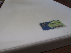 DOUBLE MATTRESS COLLECTION ONLY L19