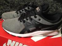 Asics worn once very new