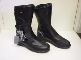 NEW WEISE 'SOUL' LEATHER BOOTS 100% WATERPROOF SIZE EU 41 UK7 452