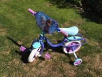 Disney Frozen Trike/ bike