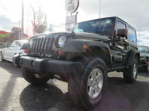 2010 Jeep Wrangler MOUNTAIN Trailrated 4X4 ($79 WKLY. 2 Doors, m Gatineau Ottawa / Gatineau Area image 9