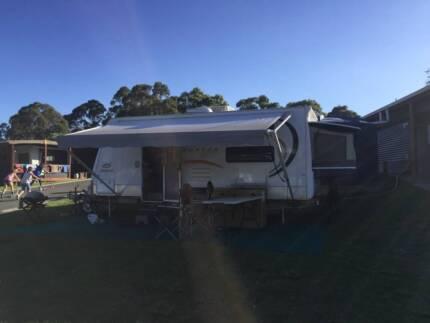 Jayco Expanda Outback 18.57-9
