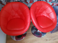 Chairs for sale.