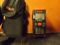 Bosch laser distant and angle finder