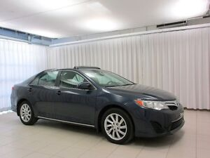 2014 Toyota Camry LE SEDAN w/ BLUETOOTH, USB/AUX PORTS, BACK-UP