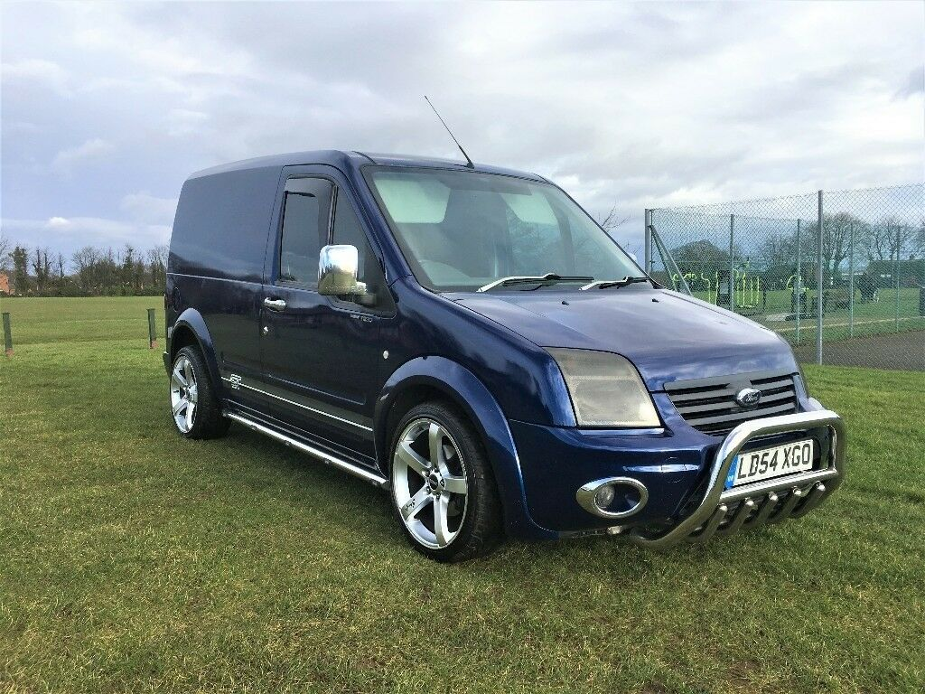 54 PLATE FORD TRANSIT CONNECT 1.8 TDDI *MODIFIED* RS   in Nottingham, Nottinghamshire   Gumtree