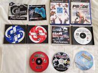£15 Rare games PS3 ps2 ps1
