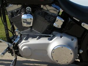 2007 harley-davidson FXST Softail   $4,000 In Options and Custom London Ontario image 12