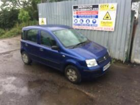 breaking for spares fiat panda 1.3 multijet 2009