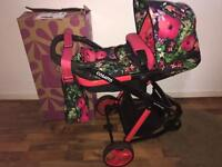 Cosatto travel system tropico