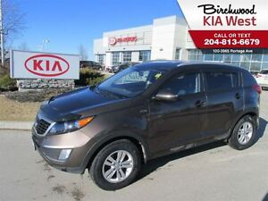 2012 Kia Sportage LX *ACCIDENT FREE**LOCAL**ONE OWNER*