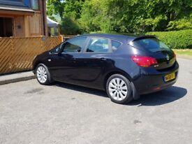 Vauxhall Astra 1.6 Exclusive