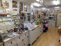 Want to own your own business, great opportunity, gift shop everything you need to start, stock.
