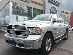 2014 Ram 1500 BIG HORN CREW CAB DIESEL 4X4 - NAVIGATION - POWER