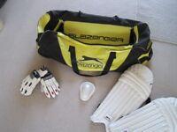 Cricket Equipment Set