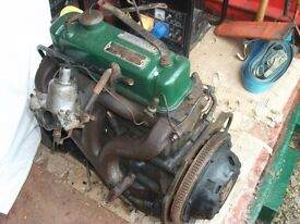 Wolseley 1500cc engine