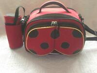 Ladybird changing bag by samsonite