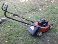 Lawnmower for sale as spares or repair