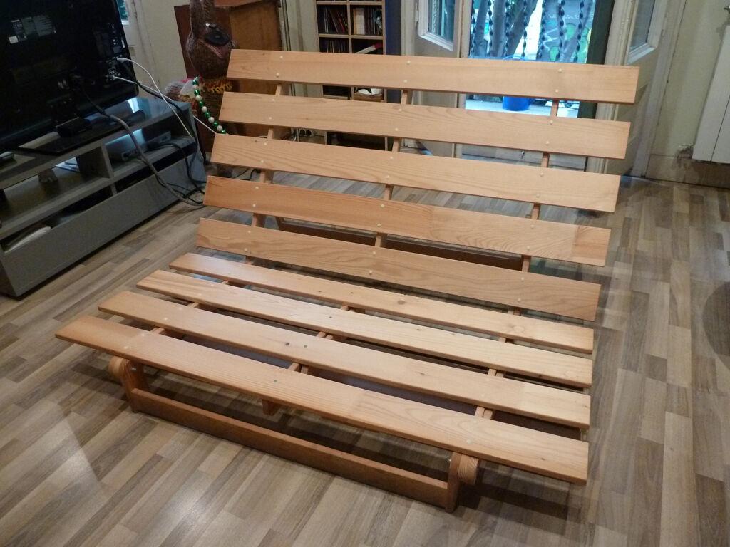 Estructura sofu00e1-cama tipo futon Ikea. Sant Antoni : furniture ...