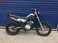 2015 RIEJU TANGO 125cc TRAIL BIKE , GOOD CONDITION , LOW MILES , HPI CLEAR , 2 SETS OF TYRES