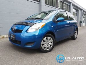 2010 Toyota Yaris CE! Only 112000kms! Easy Approvals!