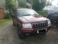 JEEP GRAND CHEROKEE 4.0 LIMITED EDITION (2001)