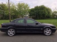 2007 JAGUAR X-TYPE S 4 DOOR SALOON DIESEL. BRILLIANT DRIVE. SERVICE HISTORY. E/W. C/L. ALLOY WHEELS.