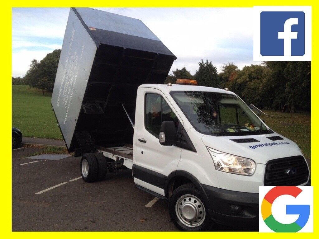 ✅QUICK 🚛JUNK & RUBBISH REMOVAL✅House Clearance, Office and Trade ...