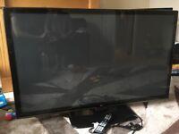 "50"" smart 3D tv"