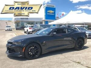 2018 Chevrolet Camaro 1LS 1LE, 3.6L, BLACK ALLYS, LOCAL TRADE