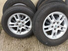 Land rover wheels for sale