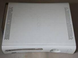 XBOX 360 CONSOLE (WHITE)