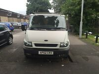Ford transit Diesle 12 months mot full service history