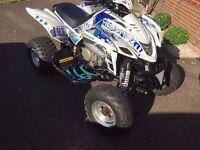 Quadzilla 450 R Sport Quadbike. Serviced and MOT'ed till Aug 17