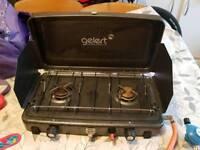Gelert camping stove gas campingaz