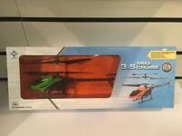MINI 3.5CRUISE- 3.5 channel to fly - For ages 14+ Outside helicopter- BRAND NEW WITH ORIGINAL BOX