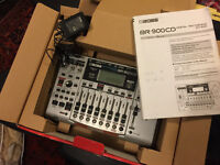 Portable recording studio BR900CD